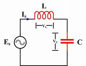 passive components in ac circuits with equations With lc resonant circuit
