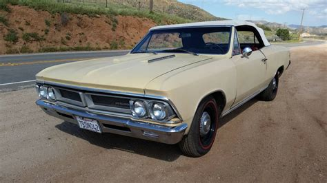 Chevrolet Beaumont by Bangshift This 1966 Chevrolet Beaumont Aka Canadian