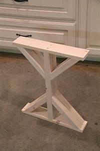 DIY Desk for Bedroom - Farmhouse Style - Shanty 2 Chic