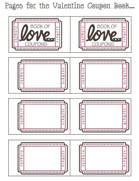 coupon book ideas  husband blank love coupon templates