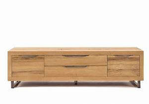 Massivholzmbel Eiche Modern Lowboard Die Neuesten