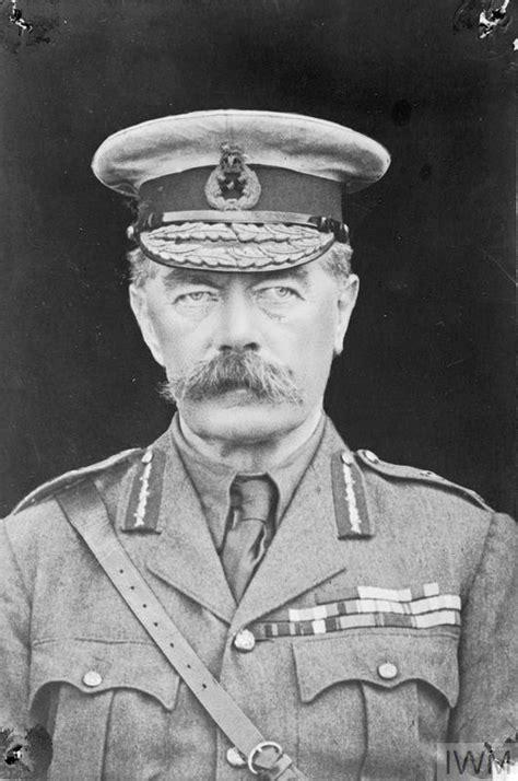 world war military leaders lord kitchener
