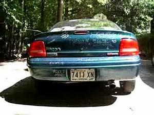 1996 Dodge Neon exhaust