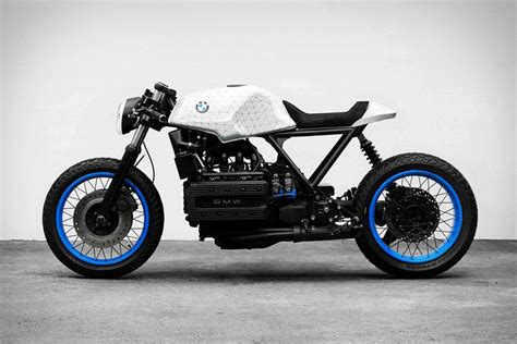 Modified Bmw K100 by Bmw K100 Impuls K101 Motorcycle Uncrate