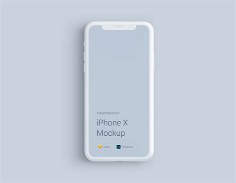 Phone Mockup Upd Iphone X Mockup Changeable Color Freebies For