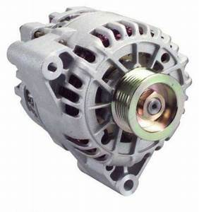 Lincoln Ls Alternator  Charging  U0026 Starting Systems