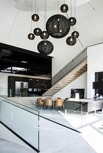 Lustre Suspension Design : lustre de chambre design suspension luminaire transparente marchesurmesyeux ~ Teatrodelosmanantiales.com Idées de Décoration
