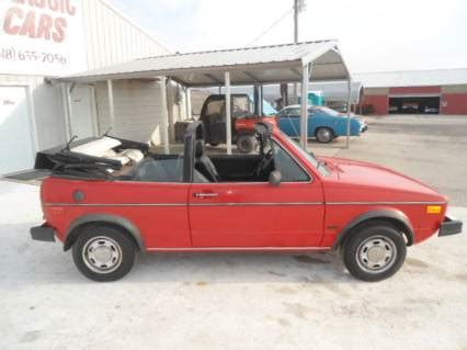 volkswagen rabbit convertible  vw rabbit