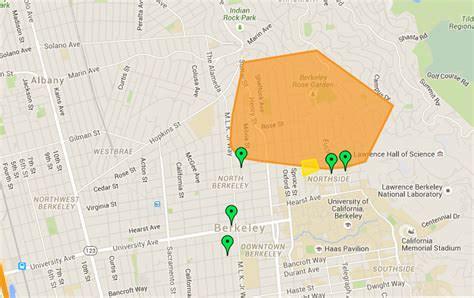 update power restored    berkeley  outage