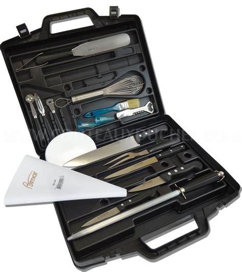 malette couteau de cuisine malette 19 couteaux et ustensiles de cuisine au nain