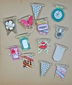 Decorative clips all you need are paperclips scraps and for Can you print stickers at staples