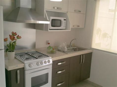 cocinas integrales casas infonavit cocinapequena small