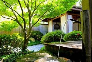 Idée Jardin Zen : d co jardin zen en 100 id es inspirantes ~ Dallasstarsshop.com Idées de Décoration