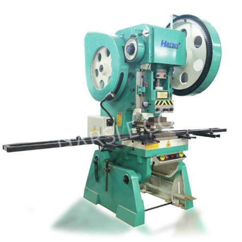 Sheet Metal Punch Press Machine J23 160t Hydraulic Hole