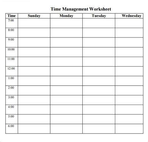 time log template   documents   word