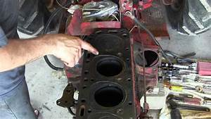 Ford Jubilee Naa Tractor Engine Rebuild Part 3 Manifold