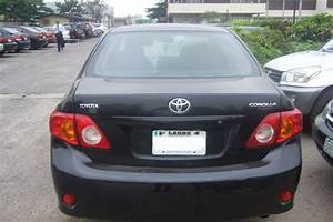 Fantastic Toyota Corolla Manual Transmission 2008 For Sale