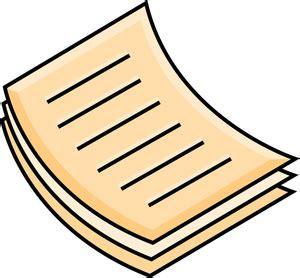 documents clipart document clip clipartandscrap