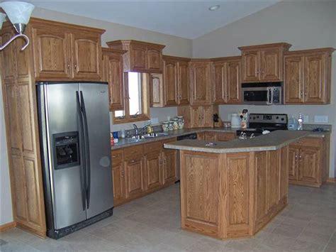 kitchen cabinet side panels raised panel oak kitchen cabinets images
