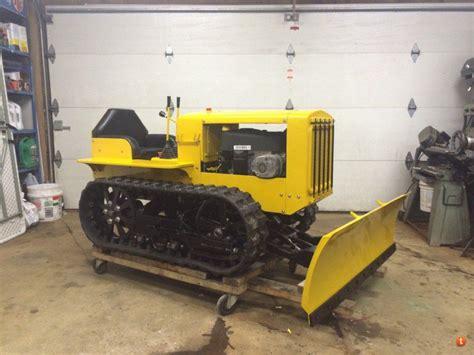 building  mini bulldozer  lawnmower parts
