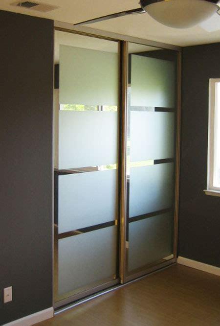 cheap closet doors closet door ideas that add style and character