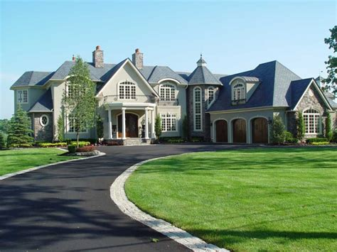 custom home designers custom home design ideas with large front garden home