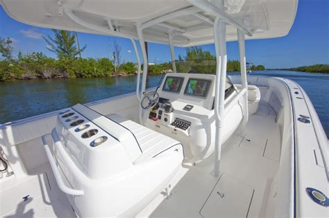 Center Console Boats With A Head by Intrepid 40 Center Console The Ultimate Yacht Tender