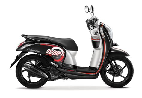 Spesifikasi Scoopy 2016 by Metro Black