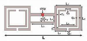 Schematic Diagram Of The Proposed Rfid Tag