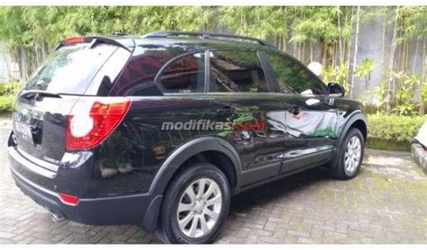 Modifikasi Chevrolet Captiva Diesel by 2013 Chevrolet Captiva Fl Lift 2 0 Diesel