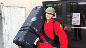 Team Fortress 2 Soldier Cosplay Anime North 2011 - YouTube