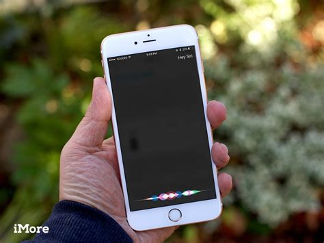 siri on iphone 6 iphone 6s plus review imore