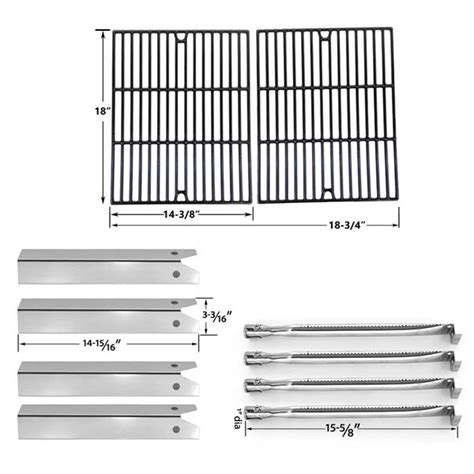 Grill Parts Replacement For Uniflame Gbc850w Gas Grill