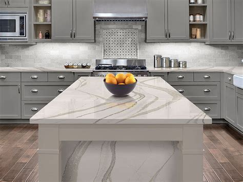 quartz countertops  durable easy care alternative