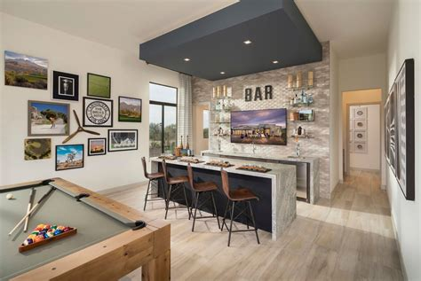 glorious contemporary home bar designs youll  crazy