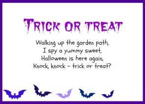 Short Halloween Poems That Rhyme