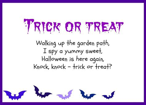 halloween poems  rhyme festival collections