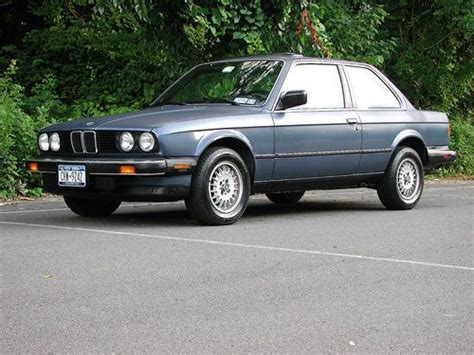Buy Used 1986 Bmw 325e Base Coupe 2-door 2.7l Arctic Blue