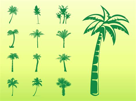clipart vectors free palm trees vector free clip free clip