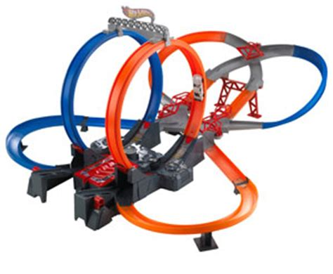 wheels looping bahn wheels mega loop co uk toys