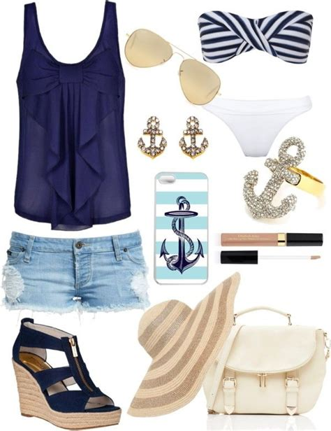 Head Turning Casual Summer Style Polyvore Inspired 2018 | FashionGum.com