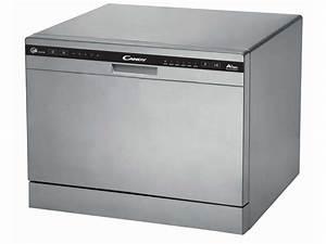 Mini Lave Vaisselle Conforama : lave vaisselle compact 6 couverts candy cdcp 6es candy vente de lave vaisselle encastrable ~ Melissatoandfro.com Idées de Décoration