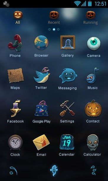 sale halloween dynamic theme android appcrawlr