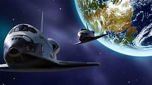 Space Exploration 790922 - WallDevil