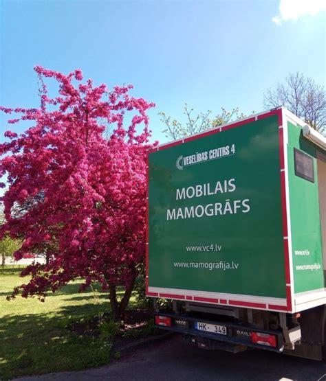Mobilais mamogrāfs Kabilē 7.jūlijā (pārcelts!) - Kabiles ...