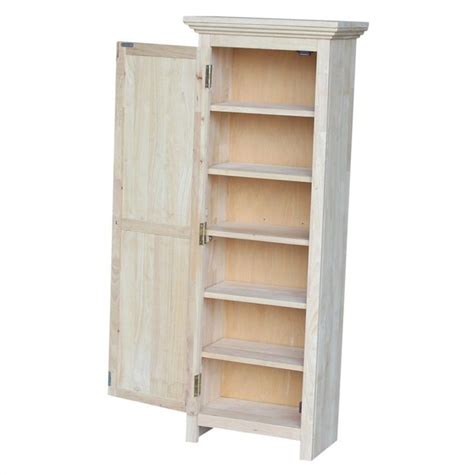 unfinished furniture home depot unfinished 48 quot storage cabinet cu 15