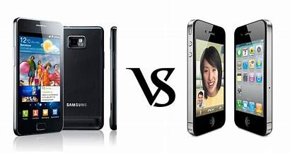 Samsung Apple Vs Iphone S2 Mobile Gaming