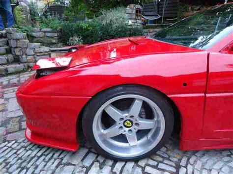 This is a well done ferrari replica project. Ferrari F355 Replica, Pontiac Fiero - tolle Angebote in ...