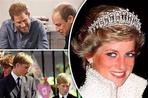 Princess Diana's LAST CHAT with sons revealed as expert ...