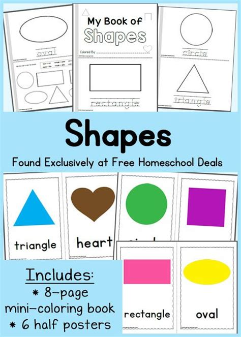 free instant my book of shapes and coloring 364   cf7170a957ce58ea58b95650a89daa49 lauren hill shape posters